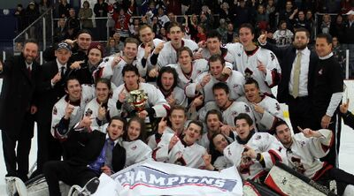 2016 NA3EHL champs Jersey Shore Wildcats