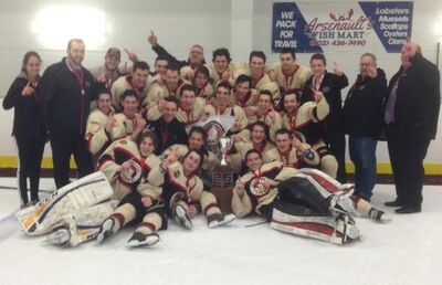 2015 Don Johnson Memorial Cup champs