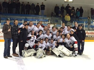 2016 FCHL champs Prairie Outlaws
