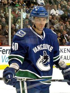 Maxim Lapierre Canucks 03-2011