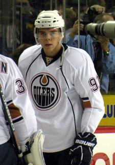Magnus Paajarvi Oilers