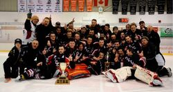 Picton Pirates champions 2014