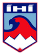 Icelandic national ice hockey team logo