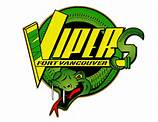 Fort Vancouver Vipers logo
