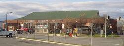 Sudbury community arena