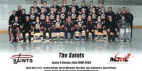 2008-09 Winnipeg Saints season