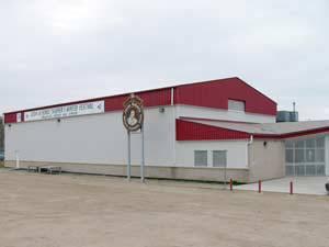 Mel Hegland Arena