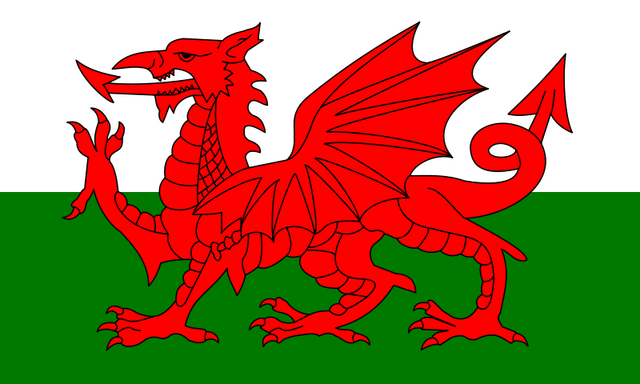 File:Flag of Wales 2.png