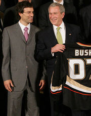 Stanley Cup Ducks and Bush Scott Neids crop