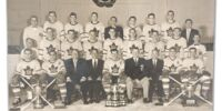 1955-56 Eastern Canada Memorial Cup Playoffs