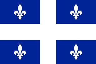 Flag of Quebec