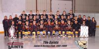2007-08 Winnipeg Saints season