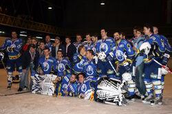 Klub hokeja na ledu Medvescak II 010310 3