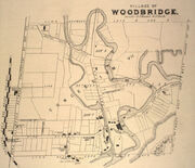 Woodbridge, Ontario Map