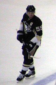 Penguins Sergei Gonchar