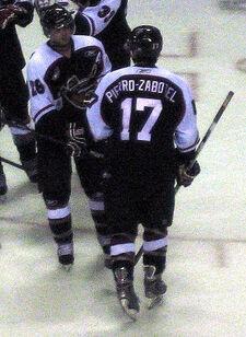 Brent Regner and Casey Pierro-Zabotel