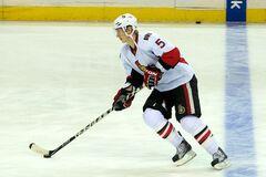 Brian Lee Senators Away