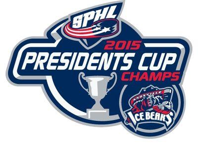 2015 SPHL champ sign