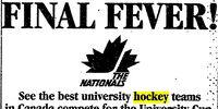 1993 University Cup