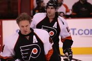 Timonen and Gagne