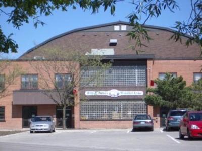 William allman memorial arena