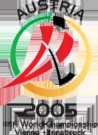2005 IIHF World Championship Logo