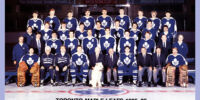 1985–86 Toronto Maple Leafs season