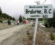 Bralorne, British Columbia