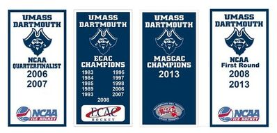 UMass Dartmouth championships