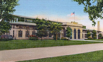State Fair Coliseum Syracuse