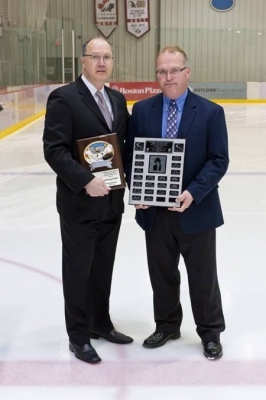 Don MacGillivrary - Coach of the Year