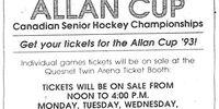 1993 Allan Cup