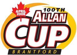 2008 Allan Cup