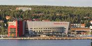 SwedbankArena ViewFromBay