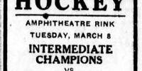1920-21 Manitoba Senior Playoffs