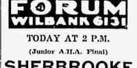 1930-31 Quebec Junior Playoffs