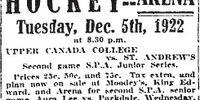 1922 SPA Junior Tournament