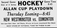 1943-44 Western Canada Allan Cup Playoffs