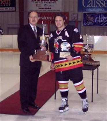 File:Scott Macaulay receives Brian Kozak Memorial Award.jpg