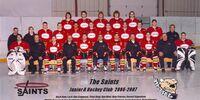 2006-07 Winnipeg Saints season