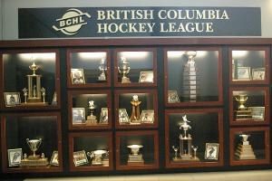 BCHL-Trophies