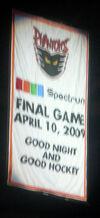 Spectrum Final Game April 10, 2009
