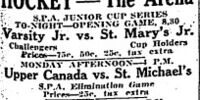 1924 SPA Junior Tournament