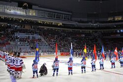 Open 2013 IIHF World U18 Championships