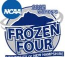 2005 NCAA Division I Women's Ice Hockey Tournament