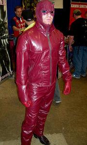 Daredevil costume revealed at comic con