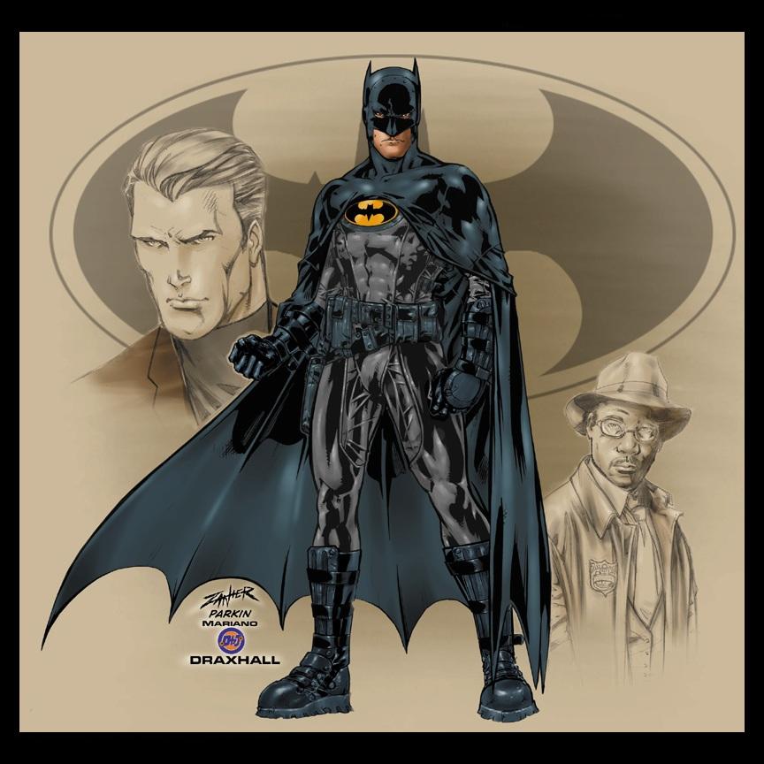 Batman Gotham Knights TV Series Idea Wiki Fandom
