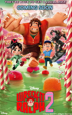 Wreck It Ralph 2 Release Date Wrecking-a-release-captain- ...