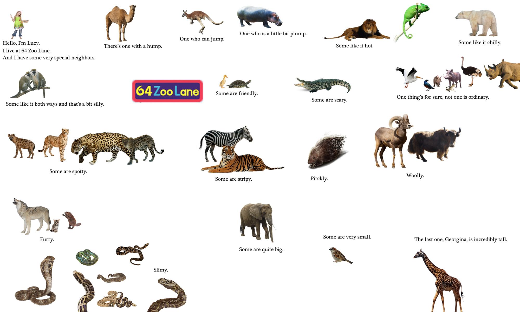 64 zoo lane the movie idea wiki fandom powered by wikia