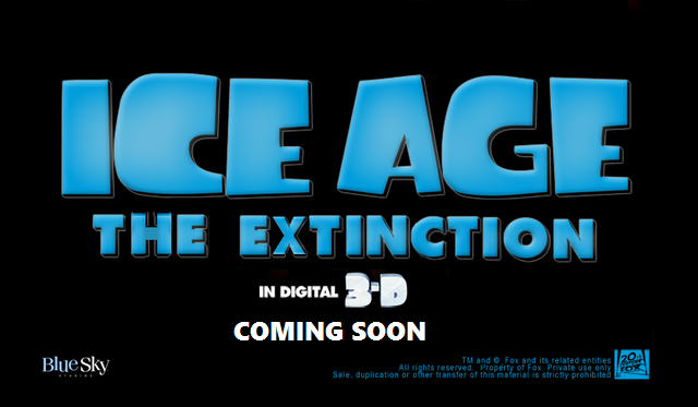 Ice Age: The Extinction (2019)Fan Feed